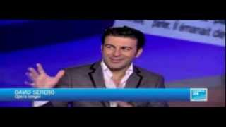 David Serero on FRANCE 24 for Beggar's Holiday and Jermaine Jackson