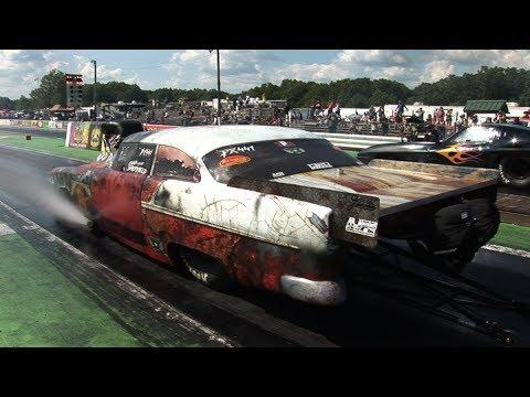 OUTLAW Pro Mod DRAG RACING - Ozark Raceway Park