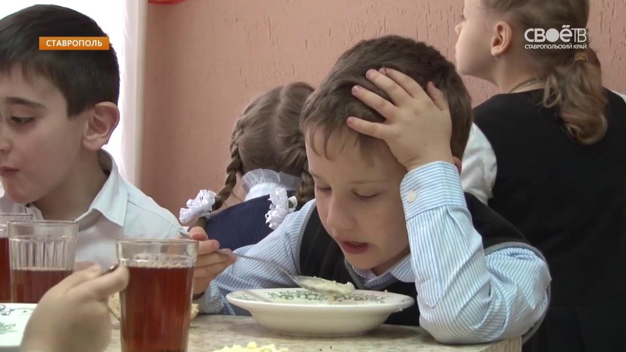 С начала учебного года Роспотребнадзор проверил 137 образовательных учреждений края
