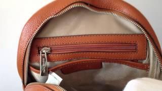 видео стильный рюкзак