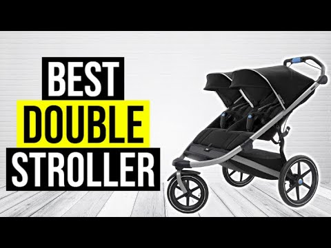 BEST DOUBLE STROLLER 2020 Top 5