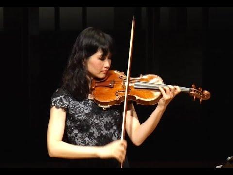 "Julius Röntgen:Suite No.1 Op.68a for Violin Solo ""Bizzaria""  レントヘン:無伴奏ヴァイオリン組曲 第1番 Op.68aより""ビッツァリア"""
