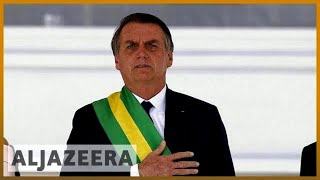 🇧🇷Jair Bolsonaro: Brazil's far-right leader sworn in | Al Jazeera English