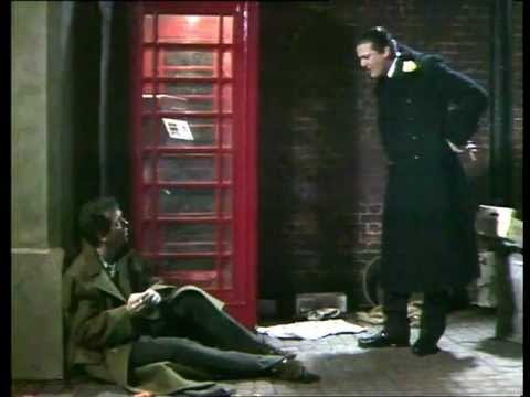 A bit of Fry & Laurie - Witty homeless
