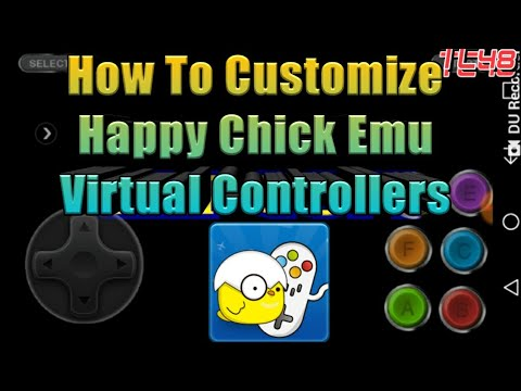 How To Customize Happy Chick Emu Virtual Controller