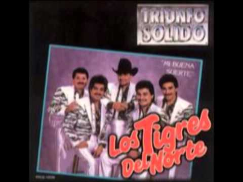 Gracias Nada Mas__Los Tigres del Norte Album Triunfo Solido (Año 1989)