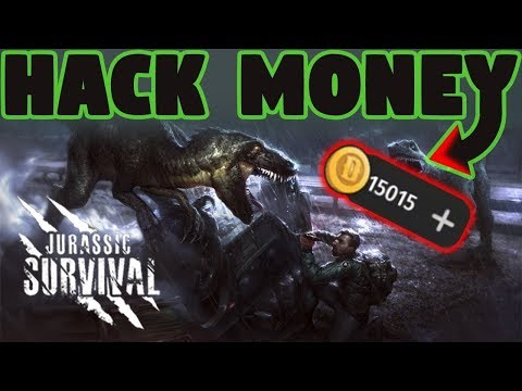 Jurassic Survival -  Gold/Money Hack using Game Guardian (GG) (Detailed Tutorial) 2018