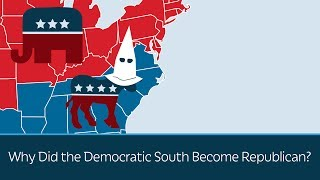 Why Did the Democratic South Become Republican?