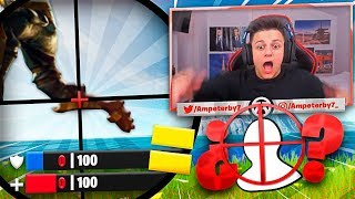 THE BUG THAT RUINED MY FORTNITE PARTY - Ampeterby7