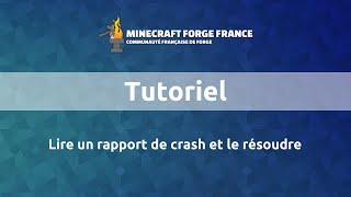 [∞] Lire un rapport de crash et le résoudre