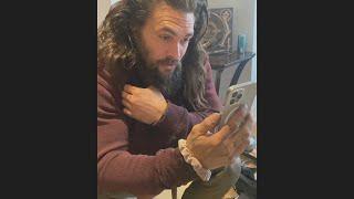 Marshfield Boy Meets 'Aquaman' Star Jason Momoa