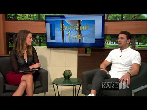 'Days of Our Lives' star and Minnesota native Billy Flynn visits KARE 11
