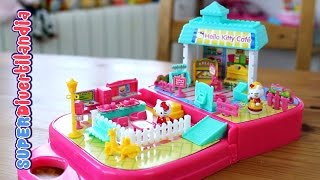 Cafetería de Hello Kitty (My Tiny Town) - Hello Kitty Café