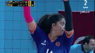 Noura Meawad Highlights of African Club Championship, 2017