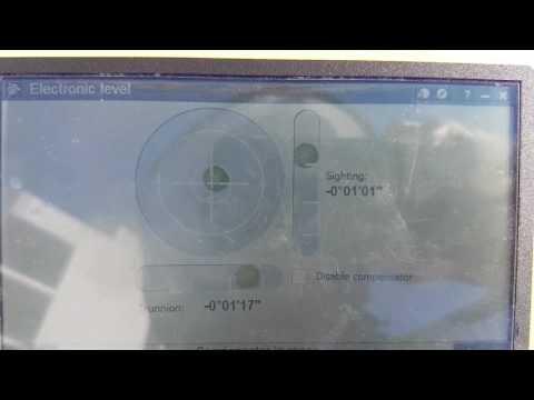 More precise millimetre accurate surveying