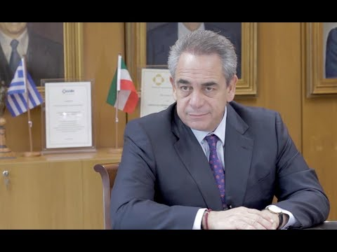 SEUS Interview with Constantine Michalos - President of the Athens Chamber of Commerce and Industry