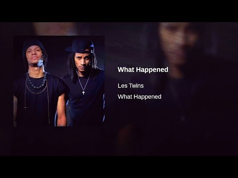 "LES TWINS - ""What Happened?"" (Official Audio)"