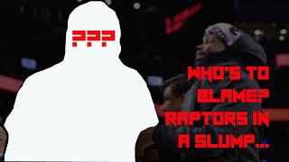WHO'S TO BLAME? - 76ers vs Raptors - 3rd Straight Loss