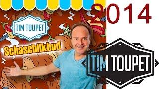 TIM TOUPET - Schaschlikbud (offizielles Musikvideo)