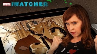 Marvel's The Watcher Episode 35: Did you miss huge news from NYCC?