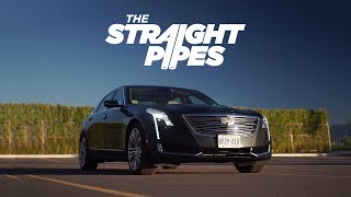 2017 Cadillac CT6 3.0 Twin Turbo Review - First Drive