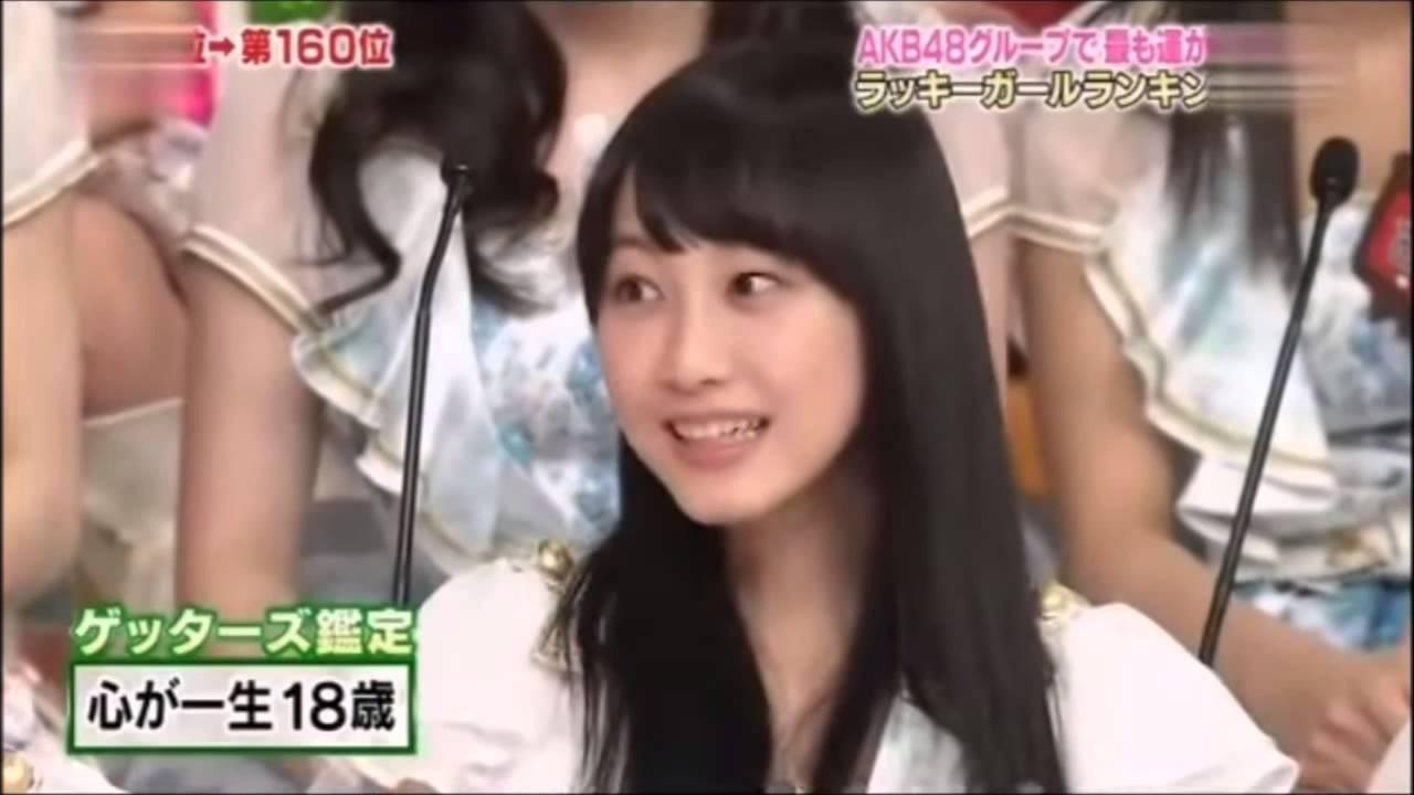 松井玲奈「運動音痴だけど〇〇は得意」【SKE48】