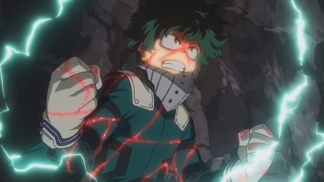 Boku No Hero Academia Season 2 Ger Sub