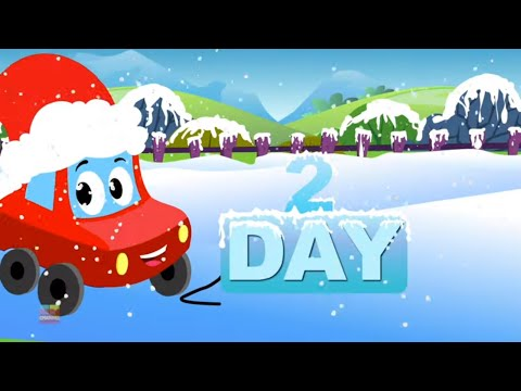 Twelve Days Of Christmas | X'mas Song for Children | Videos for Babies