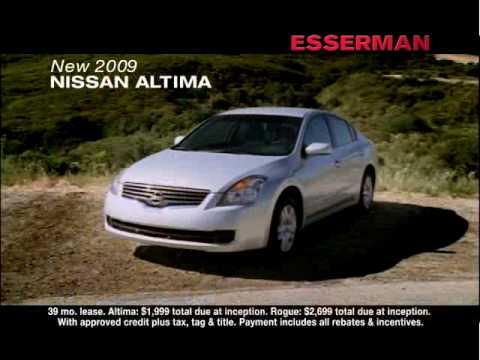 Esserman Nissanu0027s Tent Event & Esserman Nissanu0027s Tent Event - YouTube