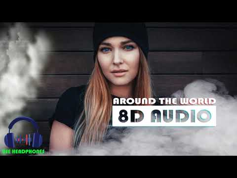 8D AUDIO 🎧 ATC - Around The World (Deepierro Remix) Shuffle Dance 2019
