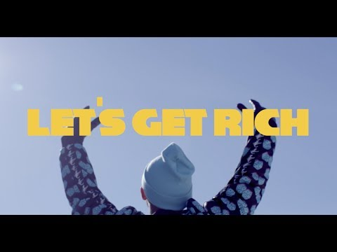 iLLvibe - Let's Get Rich feat. Jenna Nation (Official Music Video)