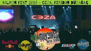 Mersin MilyonFest 2018 - CEZA ve FERİDUN DÜZAĞAÇ