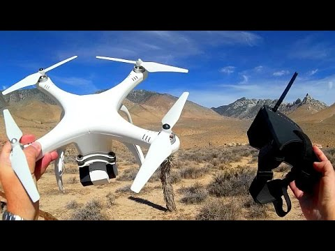 UPair One FPV OSD Gimbal Camera Vacation Drone Flight Test Review
