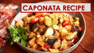Caponata Recipe