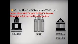 Bitcoin Documentary - Bitcoin vs Dollar - Creation of Bitcoin seems a well thought of Plan