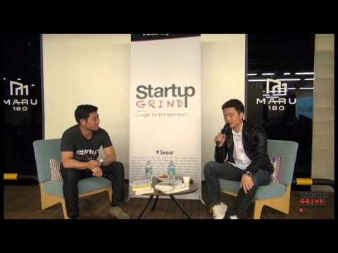 Startup Grind Seoul hosts Tim Chae