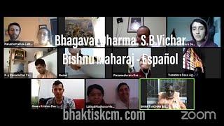 Bhagavat Dharma. S.B.Vichar Bishnu Maharaj - Español
