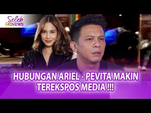 Bukti!! Hubungan Spesial Ariel Noah Dengan Pevita Pearce – SELEBRITI ASMARA