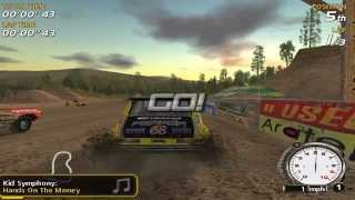 Flatout PC gameplay - Playing Steam Games