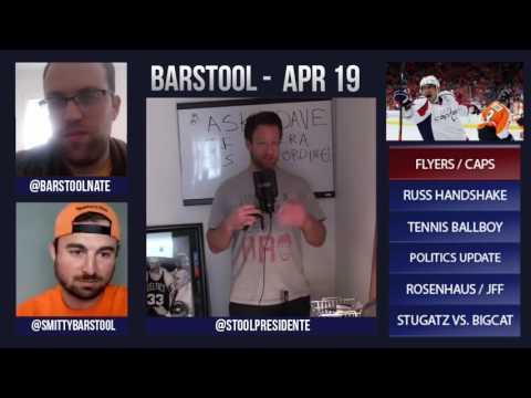 Barstool Rundown // April 19th 2016