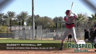 This video is about Garrett Mitchell Game AB's, 12-13-2015.