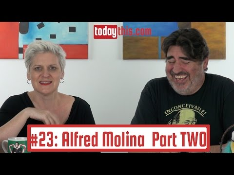 Alfred Molina Movies, Rejection, Professionalism and Absurdity. Ep #23
