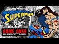 Game Over: The Death & Return of Superman (Super NES) - Defunct Games