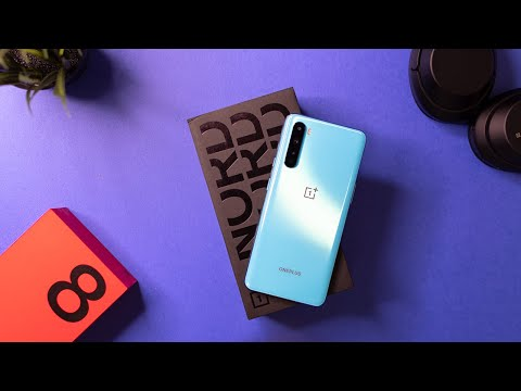 OnePlus Nord Marble Blue || Unboxing & First Impressions || Indian Retail Unit OnePlus Store Offline