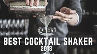 Best cocktail shaker | Top Cocktail Shaker 2018 (New)