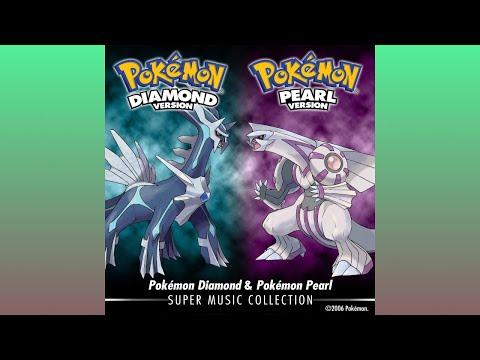 Pokémon Diamond & Pearl - Route 225, 226 & 227 (Day)
