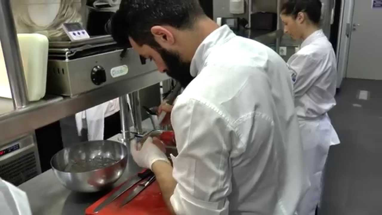 Busy Kitchen busy kitchen at 2 star restaurant funky gourmet in athens - youtube