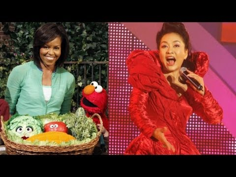 Watch Out Michelle Obama, Meet China
