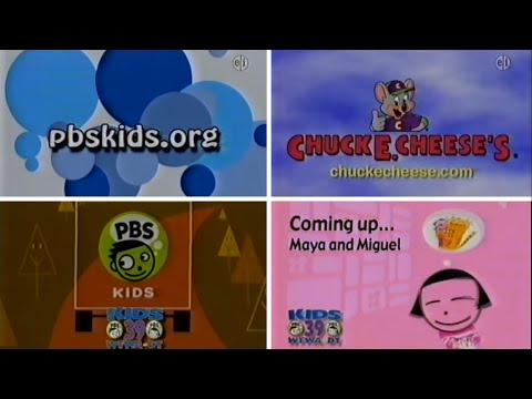 PBS Kids Program Break (2006 WFWA-TV) thumbnail