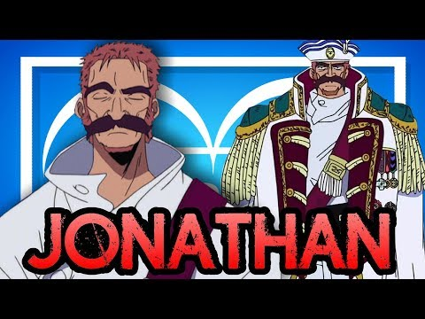 JONATHAN: The Best Filler Marine - One Piece Discussion